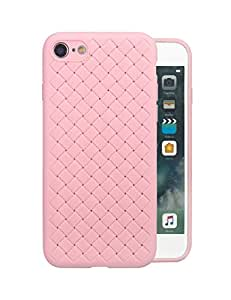 BONAMART iPhone 8 手机壳 Tpu,iPhone 7 手机壳 Tpu,iPhone 8 手机壳,iPhone 7 手机壳 粉红色