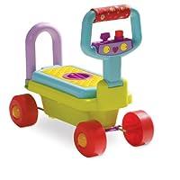 以色列 Taf Toys 突破玩具  4合1幼儿学步车 (适用年龄: 9个月+)