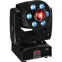 IMG STAGELINE SPOTWASH-3048 紧凑型 LED 移动头点黑色