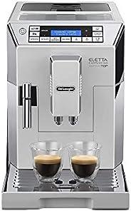 De 吉翁DeLonghi 德龙 ECAMecam 45.760.w superautomatica全自动咖啡机 Eletta 卡布奇诺奶沫上衣