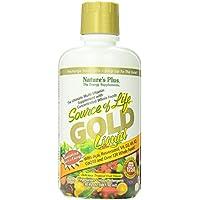 Nature's Plus Source of Life Gold Liquid, 30 FL OZ