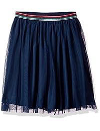 Gymboree 女童大针织薄纱裙