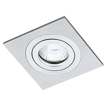 Eglo 90054 天花板灯,GU10,铝银