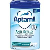 Aptamil 爱他美 防溢奶婴儿奶粉 适用于初生婴儿,完全营养,减少吐奶和打嗝,附赠实用收纳盒,单罐装,800g