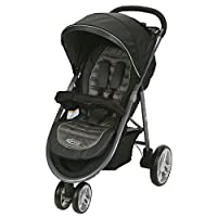 Graco Aire 3 Click Connect 推车 Ames