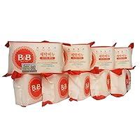 韩国 B&B 保宁 洗衣香皂(洋槐香型) 200g*9块装(新老包装更换中)