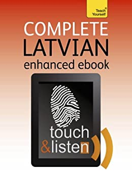 """Complete Latvian: Teach Yourself: Audio eBook (Teach Yourself Audio eBooks) (English Edition)"",作者:[Bartholomew, Tereze Svilane]"