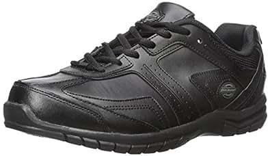 Dickies 男士 Vanquish 宽踝靴 黑色 07 Wide US