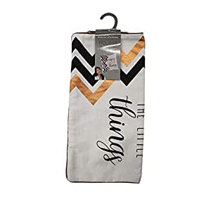 Douceur d'Intérieur Little Things 带枕芯垫套,涤纶,多色,40 x 40 厘米