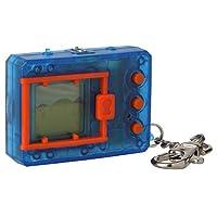 Bandai Original Digimon Digivice 虚拟宠物怪兽 - 半透明蓝色