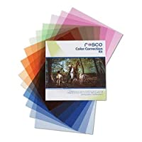 Rosco Color Correction Filter Kit 适用于摄影师和摄影师,30.48x30.48cm