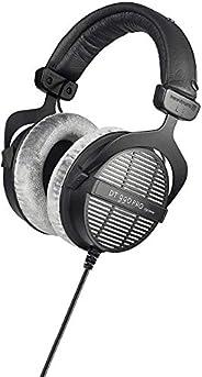 beyerdynamic 拜亞 DT 990 PRO 單側連接線 頭戴式錄音棚耳機 可用于250歐姆的混音 母帶及編輯