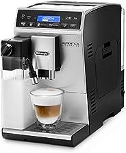 De'Longhi 德龍咖啡機Autentica ETAM 29.660.SB全自動咖啡機(數碼顯示,獨立牛奶系統,可拆卸水洗設計,一次萃取兩杯咖