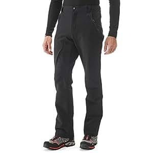 MILLET 觅乐 徒步系列 男士 ALL OUTDOOR II RG PANT 软壳裤 MIV7448RG-0247-36 黑色(0247) 165/74A(36)