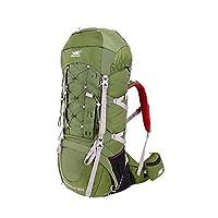 bigpack大容量 旅行 背包 户外 徒步 男女通用双肩60+10L BP4400104