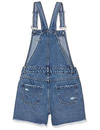 New Look 女童粗布裤