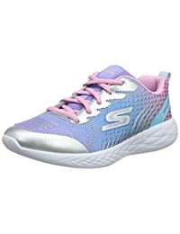 Skechers 斯凱奇 女童 Go Run 600-bright Sprints 運動鞋