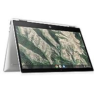 HP 惠普 Chromebook ( 12 英寸 / HD+ 觸摸屏) 可轉換筆記本電腦 銀色14b-ca0000ng  14 Zoll Full HD