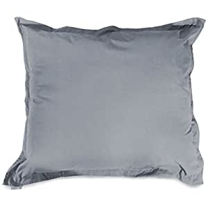 Majestic Home Goods 纯色室内/室外地板枕 85907226088