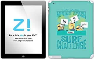 Zing Revolution Despicable Me 2 - Surf Challenge Tablet Cover Skin for iPad 4/3 (MS-DMT90351)