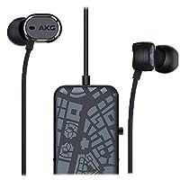 AKG N20 NC 入耳式主动降噪耳机 黑 AKGN20NCBLK