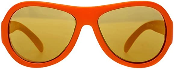 SHADEZ视得姿 儿童太阳镜3-7岁橘色经典款 SHZ32