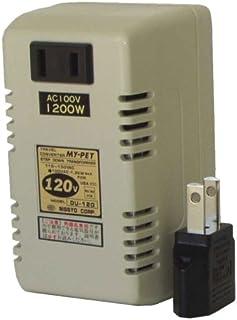 日章工业 旅行变压器热器配件 My pit系列 DU-120