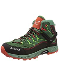 SALEWA Jr Alp Trainer Mid Gtx, Unisex Kids' Trekking and Hiking Boots