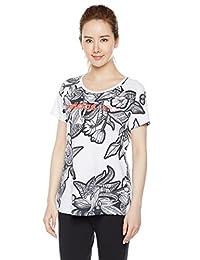 adidas NEO 阿迪达斯运动生活 女式 NEO 短袖上衣 W Illust Tee