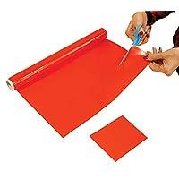 Aidapt 防滑硅胶卷,400 x 1000 毫米,红色
