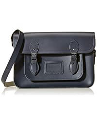 The Cambridge Satchel Company 中性 14英寸磁扣背包 SAT141008MBN10101(亚马逊进口直采, 英国品牌)