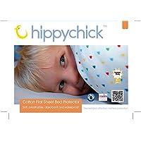 英国Hippychick 护床垫-单人床(M)-100X150cm 白色HCBPMWH