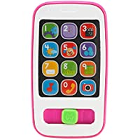 Fisher-Price Laugh & Learn 智能手机,粉色