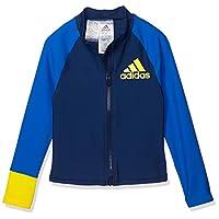Adidas 阿迪达斯 Rash Guard 泳衣 儿童款 GKE89