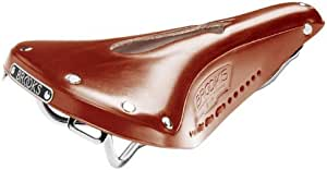 Brooks Saddles Men's Imperial B17 Standard Bike Saddle with Hole and Laces