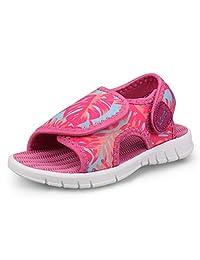 UOVO夏季儿童凉鞋沙滩鞋男童凉鞋女童沙滩鞋 贝宁【请参照图片中的尺码表选购】