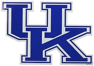 """NCAA 肯塔基野猫汽车磁铁""""uk""""(大号,2 件装)"""