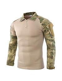 The Mercenary Company G3 长袖战斗衬衫