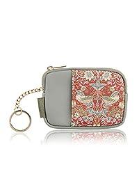 Morris & CO 草莓小偷钥匙圈钱包