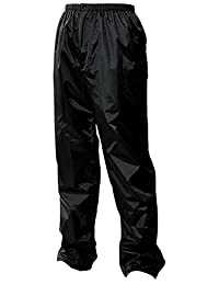 Maxk 共3种颜色 5种尺寸 雨裤 2层 止水胶带 10,000mmH2O 黑色 EL AS-950
