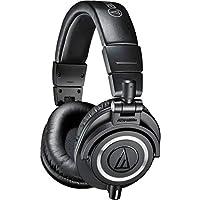 Audio-Technica 專業監聽耳機 ATH - M50?X 黑