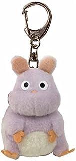 吉卜力工作室 千與千尋神隱 小貓咪 蓬松鑰匙扣 玩偶 高8cm