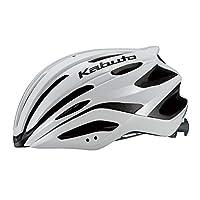 头盔 REZZA-2 尺寸:XL/XXL(头围:61-64cm) 颜色: 珍珠白