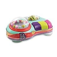 B.Toys 比乐 炫彩魔盒 小旋风 音乐声光 婴儿椅玩具 趣味益智 婴幼儿童益智玩具 礼物 6个月+ BX1464Z