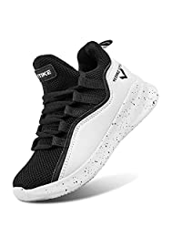 WETIKE 儿童篮球鞋高帮运动鞋户外运动鞋耐用运动鞋(小童/大童)
