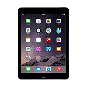 Apple iPad Air MD785CH/A 9.7英寸平板电脑 (16G WIFI版) 深空灰色(Black)