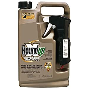 Scotts Ortho Roundup 5730010 Weed & Grass Killer Extended Control, 1/2-Gal. 1/2 gal