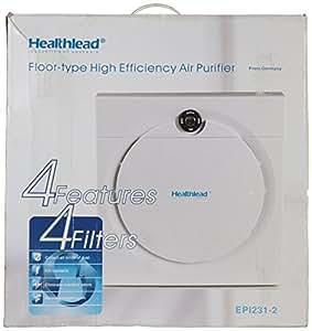 healthlead 海立得 落地式高效气净化机EPI-231-2