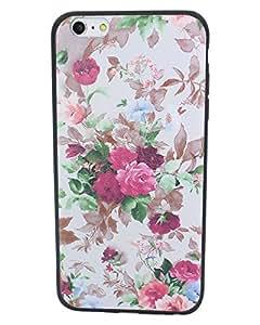 新款 MONSTER 大理石手机壳 iPhone 6 Plus iPhone 6s Plus Mudan Flower