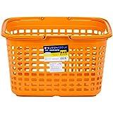 二年级a筐b筐_iris 爱丽思 环保树脂污衣篮家居衣物整理筐 杂物收纳筐 lb-m 橙色
